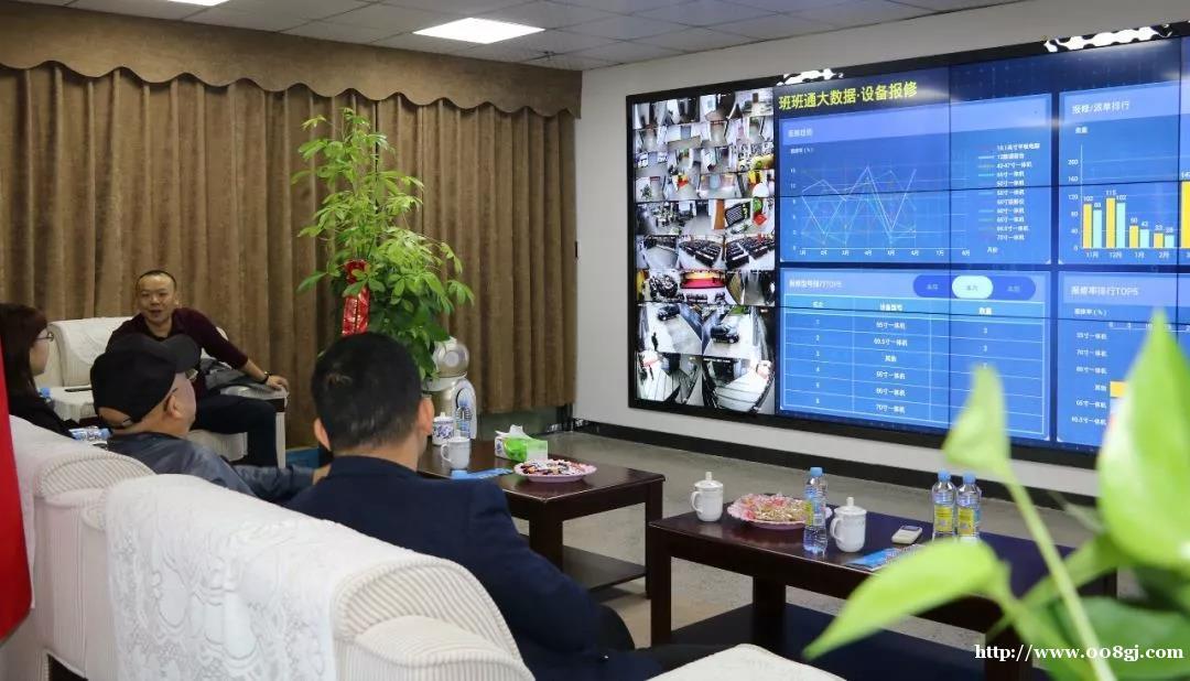 湖南省高中骨干校长培训班莅临湖南省智慧教育装备展示中心参观