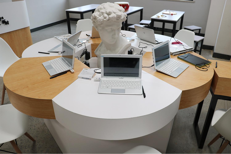 (智慧教育)美术教室建设教学设备配套方案