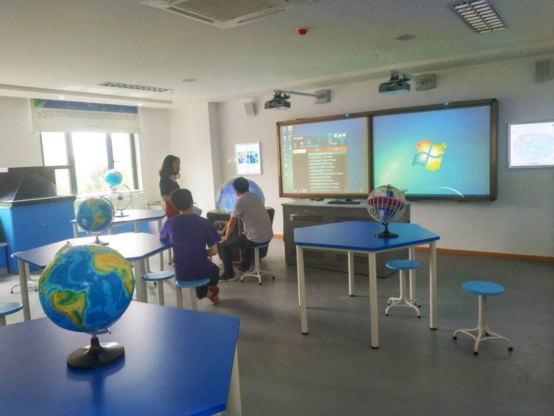 (智慧教育)历史地理教室建设方案教学设备配套方案