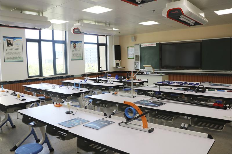 (智慧教育)物理教室建设解决方案及教学设备配套清单