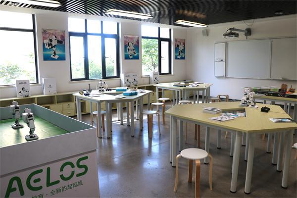 湖南中小学机器人实验室建设(少儿编程+机器人+创客教育)