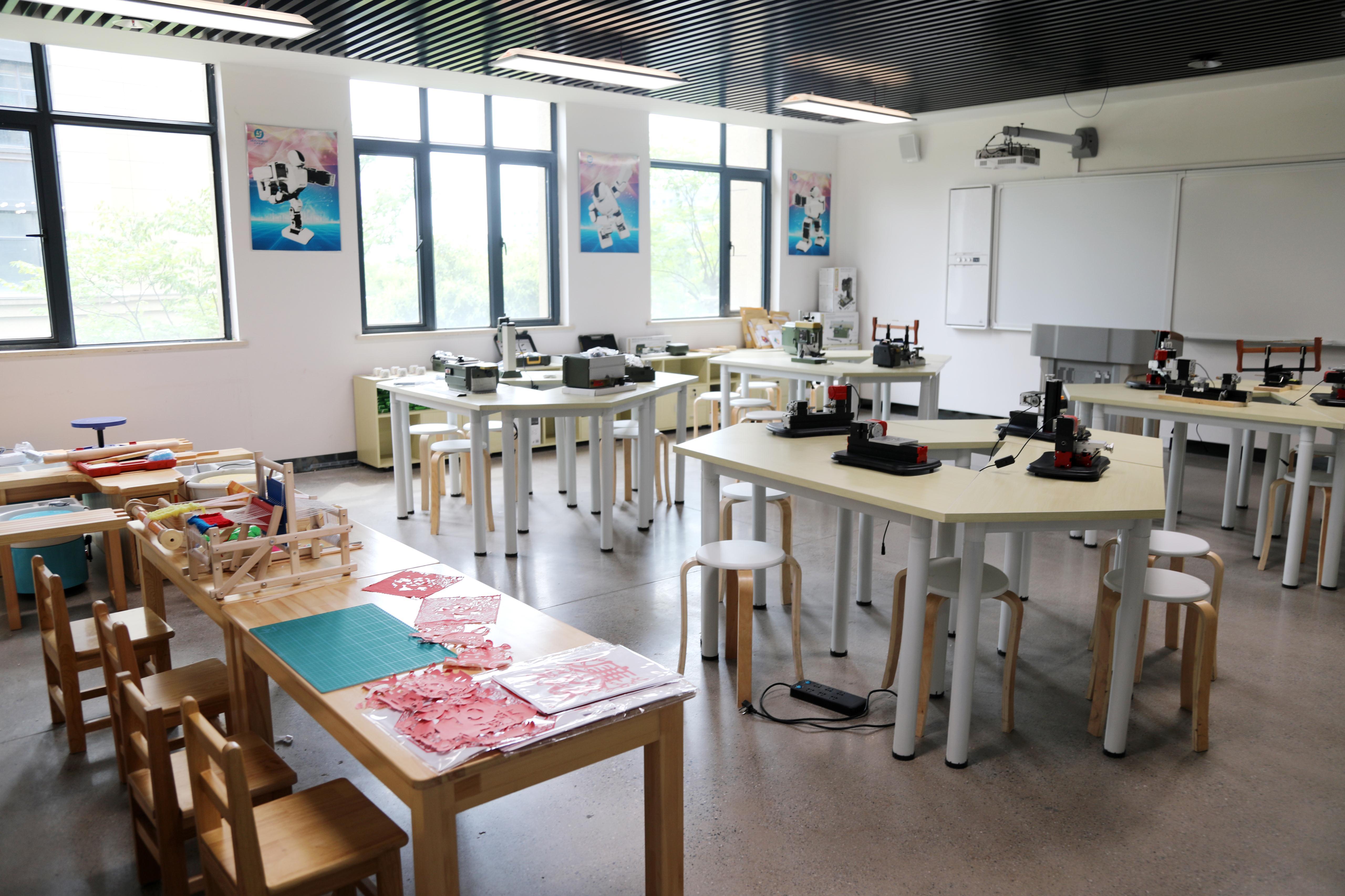 手工制作室方案_DIY手工教室_手工艺教学