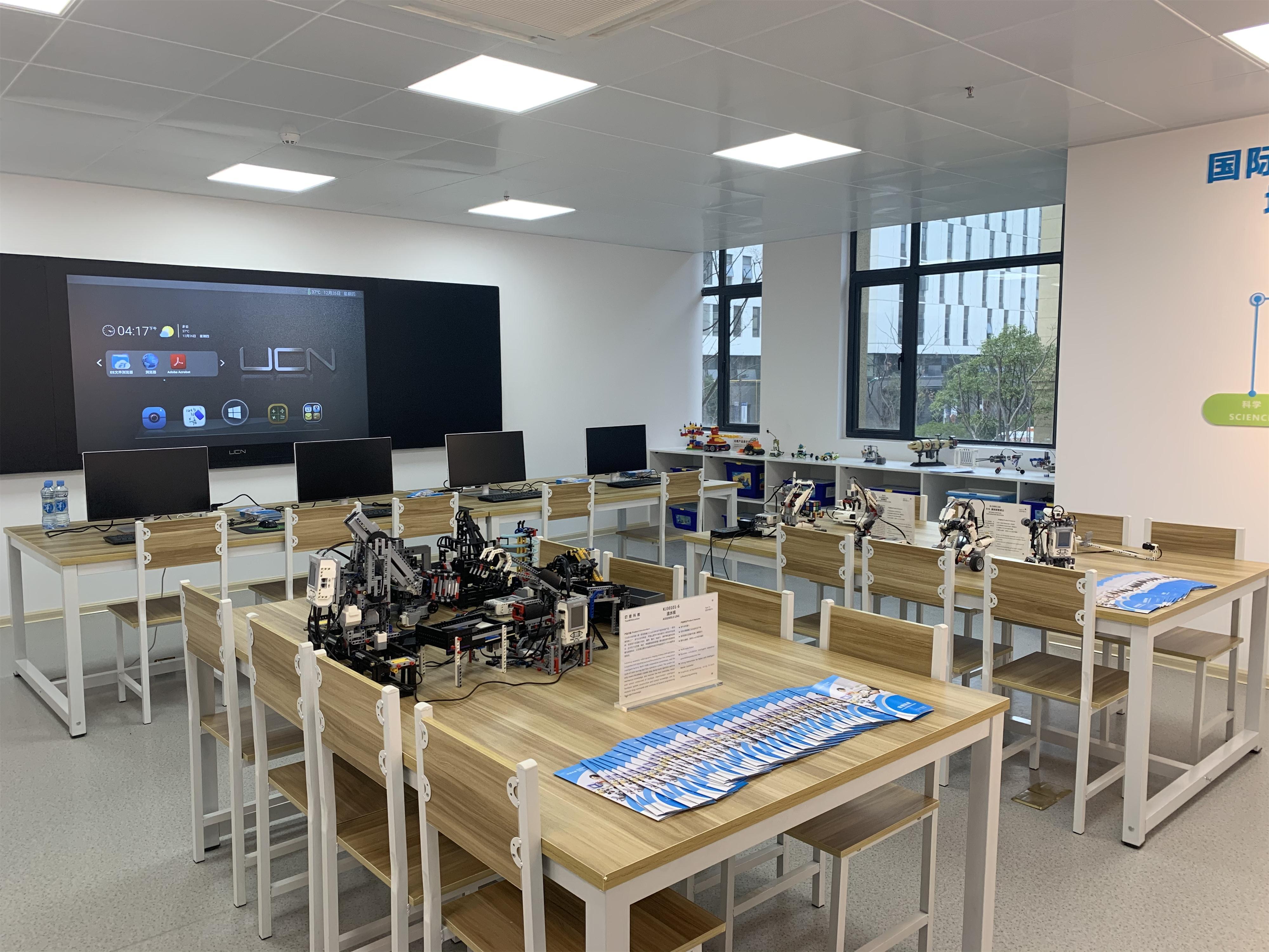 创新创客教室_融合创新教育_steam教育