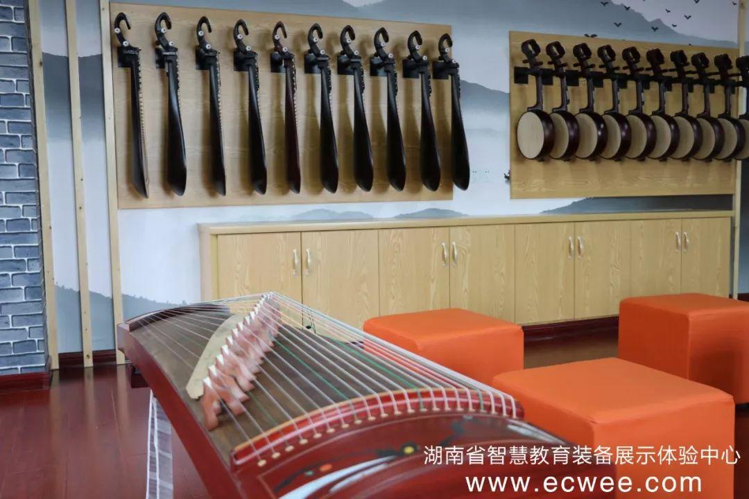 艺术教育_民族乐器教学_国乐教室