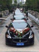 西安婚礼车队奥迪A6价位表一览