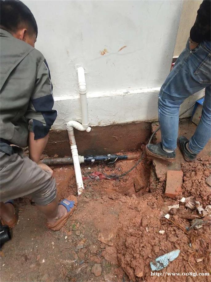 光铭管道探测公司专业检测自来水管和消防水管漏水
