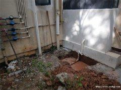 光铭管线技术公司专业检测水管漏水精准漏水点