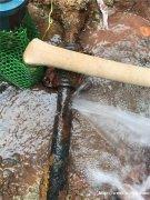 光铭公司专业检测水管漏水,探测地下管道漏水,不砸砖