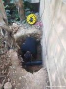 地下压力管道破损检测,家庭水管漏水检测,消防表掉压查漏