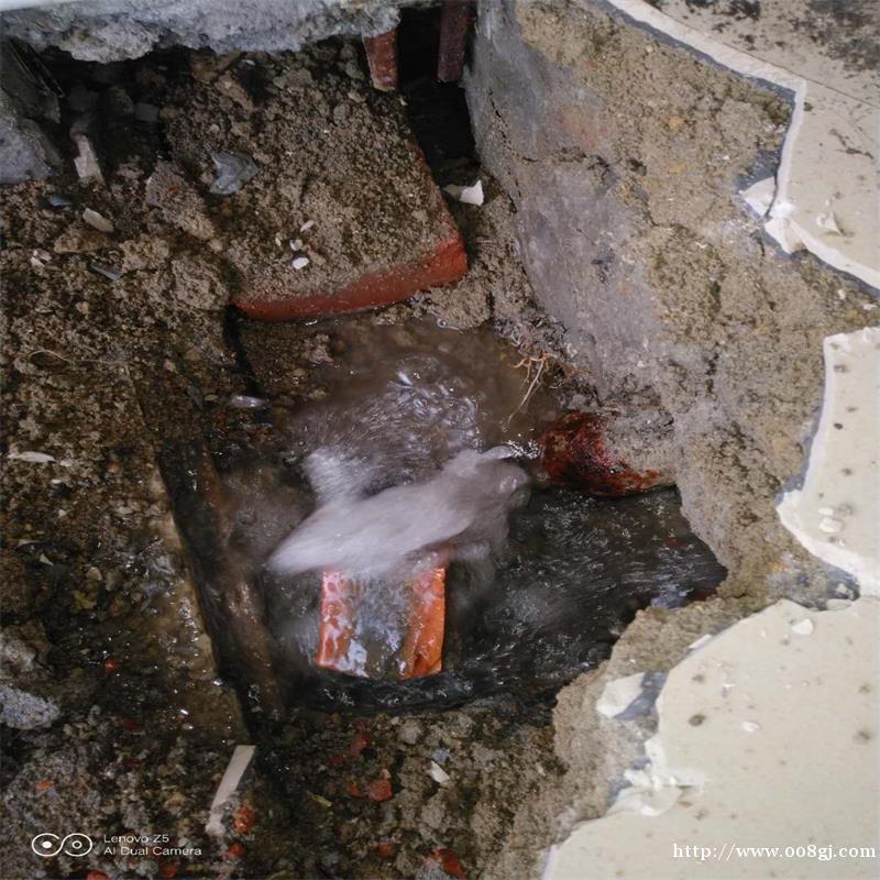 广州光铭管线-专业管道漏水检测,快速解决漏水问题