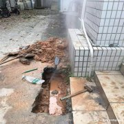 广州水管漏水检测,专业暗管漏水检测,准确定漏水点