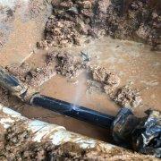 地砖下水管漏水检测,消防管测漏,无需开挖准确定漏点